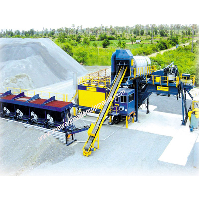 Mobile Road Machinery